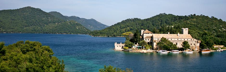 Costa Mljet Croacia
