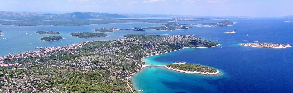 Riviera Murter Chorvatsko