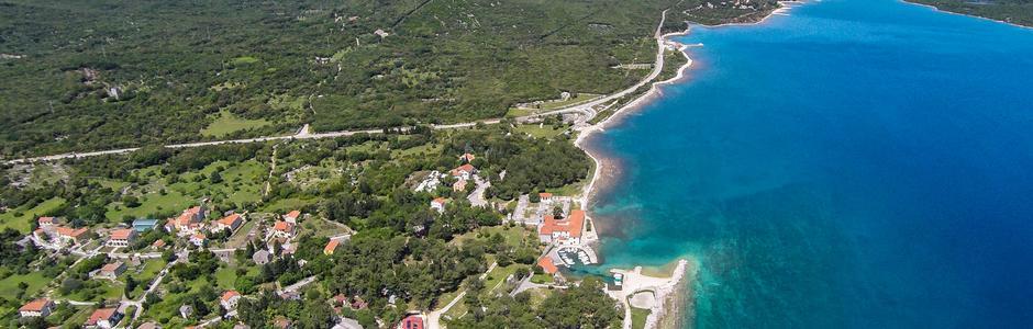 Nerezine Horvátország