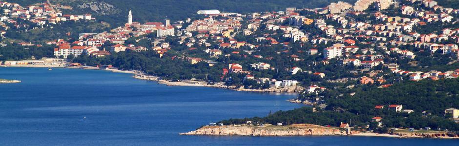 Riviéra Novi Vinodolski Chorvátsko
