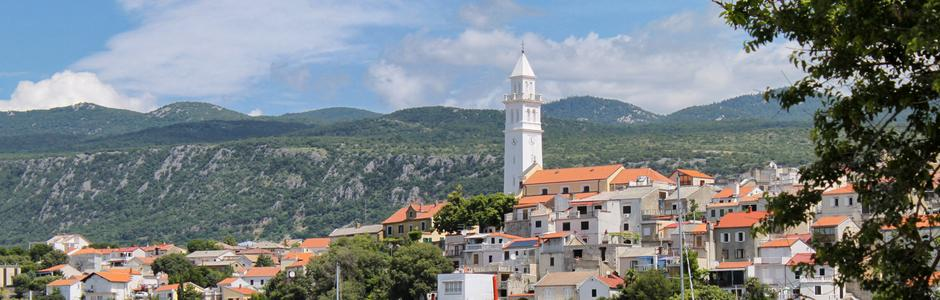 Novi Vinodolski Chorvatsko