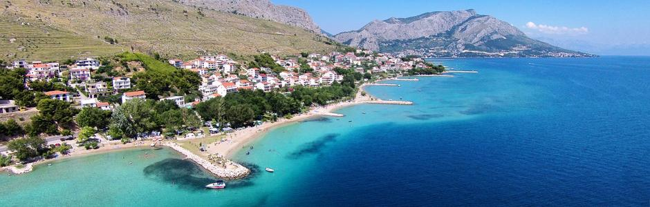 Costa Omiš Croacia