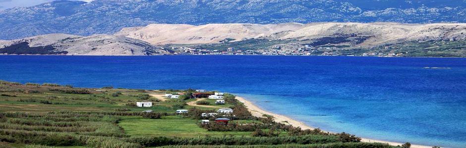 Riviera Pag Chorvatsko