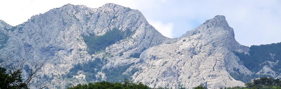 Paklenica Chorvatsko