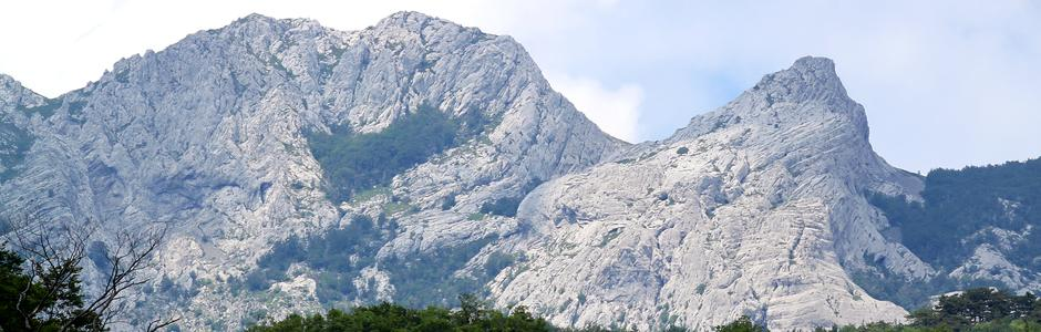 Riviera Paklenica Chorvatsko