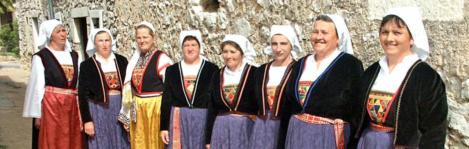 Riwiera Pašman Chorwacja