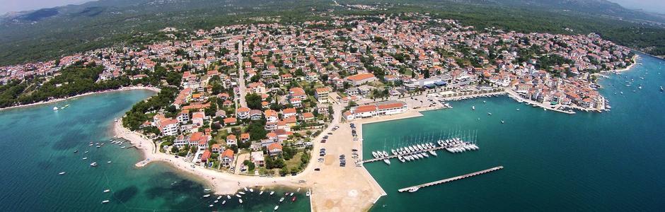 Pirovac Kroatië