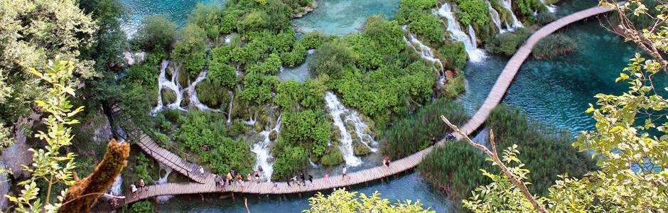 Plitvice Horvátország