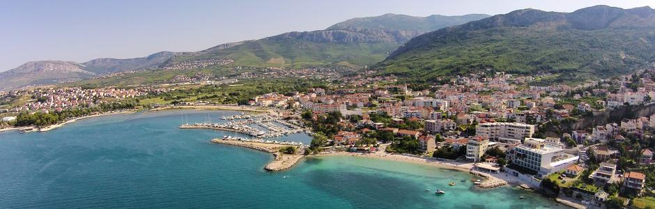 Podstrana Chorwacja