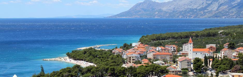 Promajna Chorvatsko