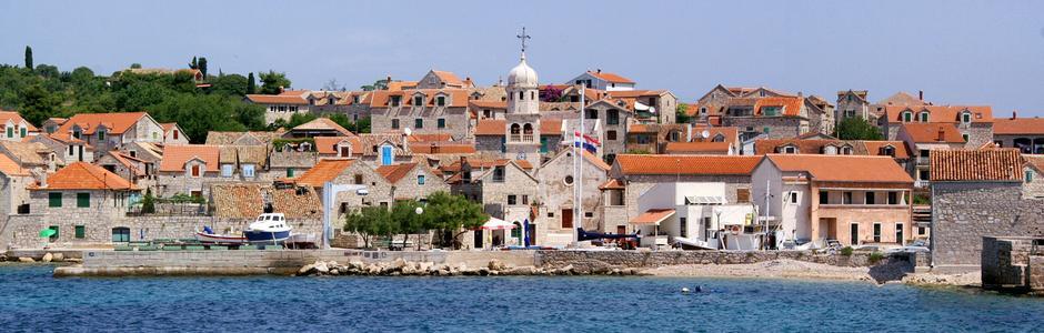 Riviera Prvić Croaţia