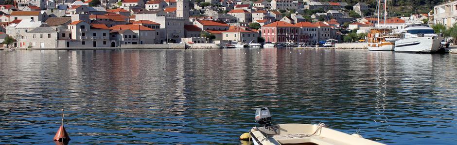 Pučišća Chorvatsko