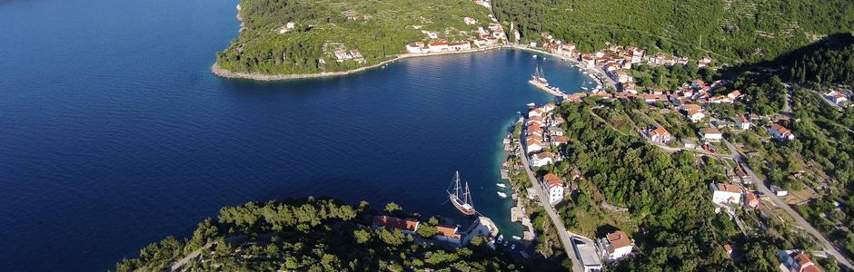 Račišće Chorvatsko