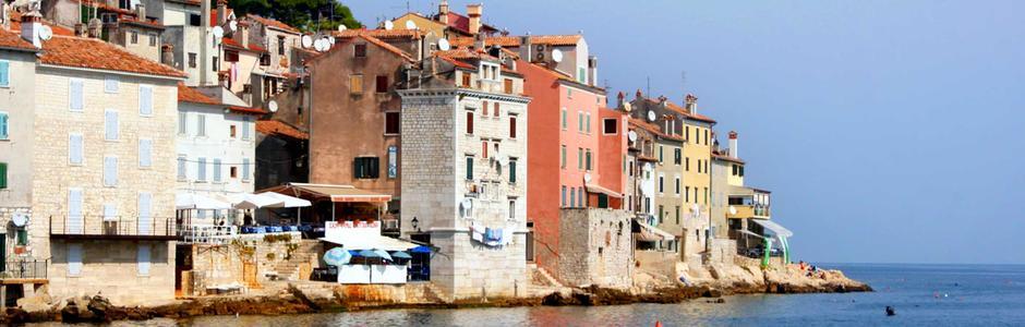 Riviera Rovinj Croatia