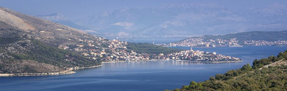 Seget Vranjica Croaţia