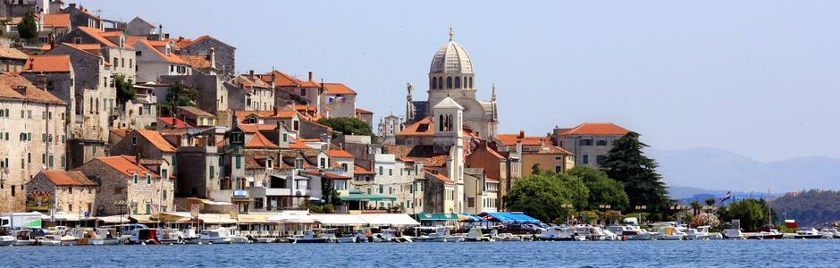 Riviera Šibenik Chorvatsko