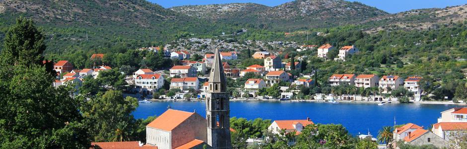 Slano Chorvatsko