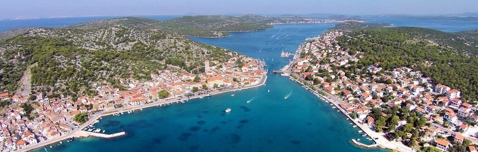 Tisno Chorvatsko