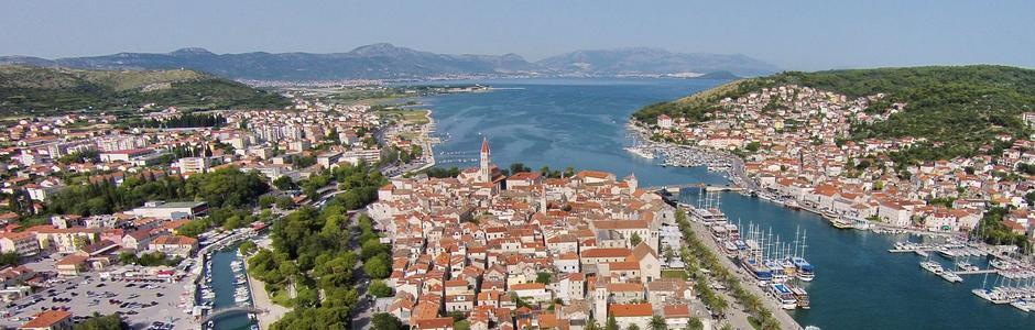 Rivijera Trogir Hrvatska