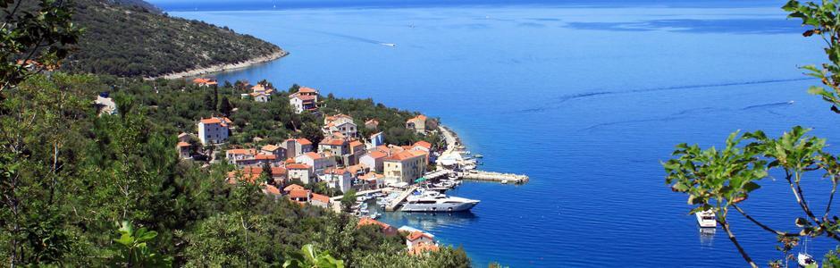 Valun Horvátország
