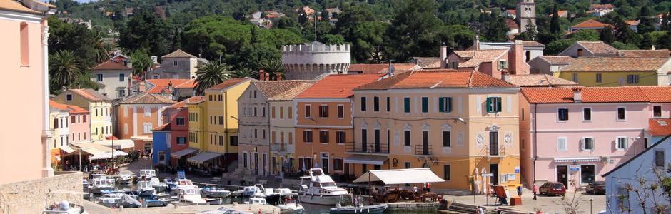 Veli Lošinj Chorvatsko
