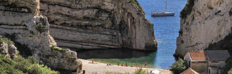 Riviera Vis Hrvaška