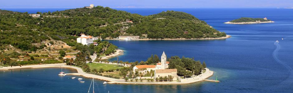 Vis Chorvatsko