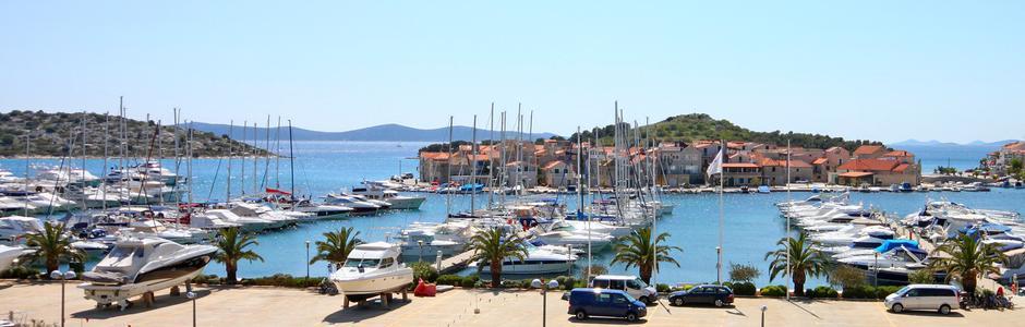 Riviera Vodice Croazia