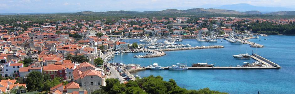 Vodice Chorvatsko