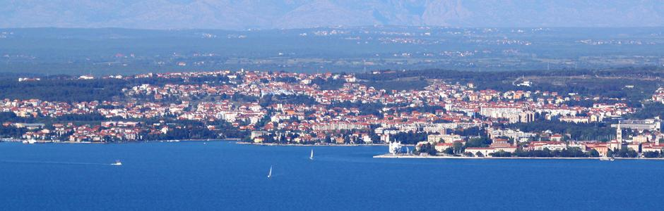 Riviera Zadar Croazia