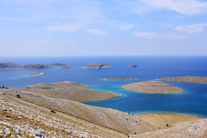Le Parc National Kornati en Croatie