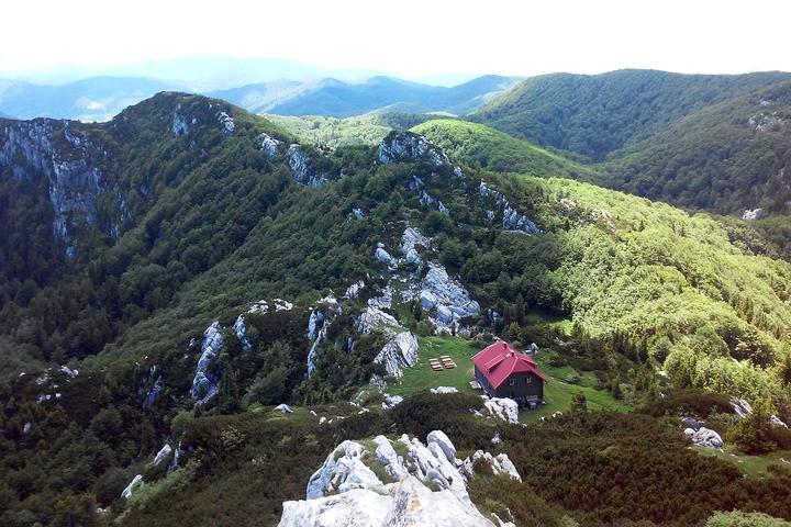 National park Risnjak in Croatia
