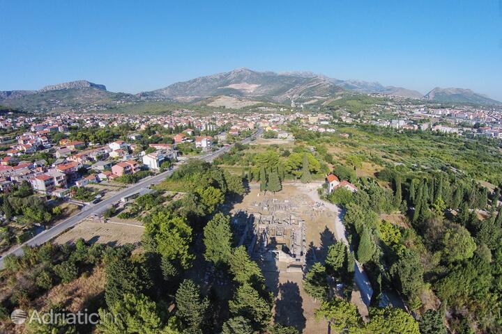 Solin u rivijeri Split (Srednja Dalmacija)