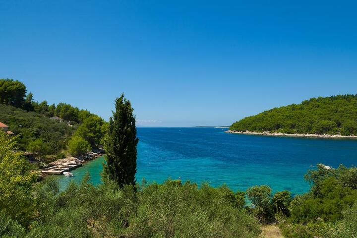 Pičena on the island Korčula (Južna Dalmacija)