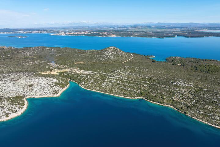 Triluke on the island Pašman (Sjeverna Dalmacija)
