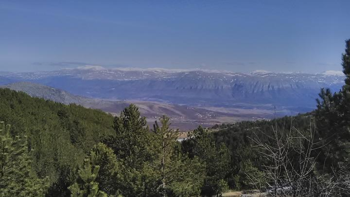 Maovice in riviera Zagora (Srednja Dalmacija)