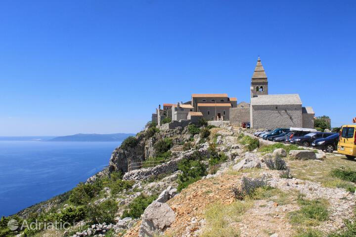 Lubenice on the island Cres (Kvarner)