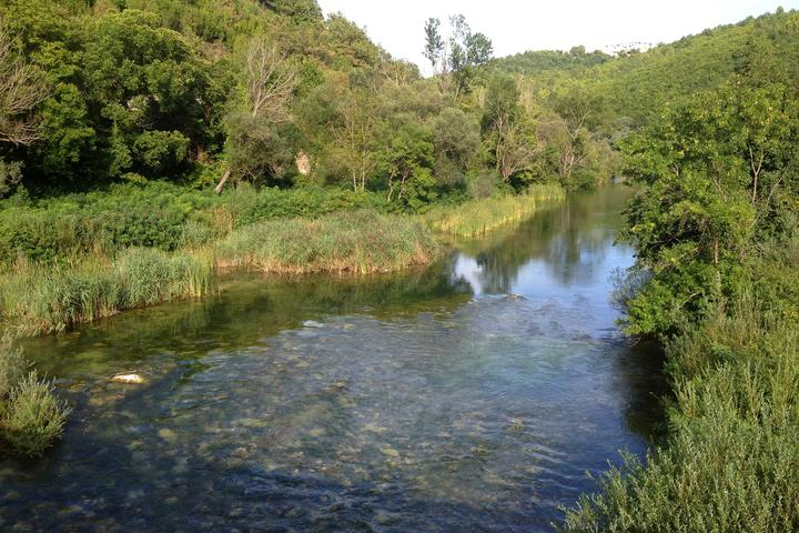 Kučiće in riviera Omiš (Srednja Dalmacija)