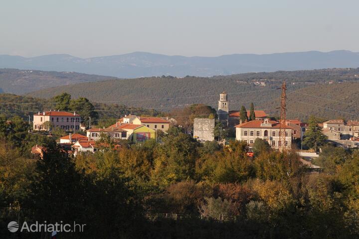 Barban Središnja Istra riviérán (Istra)
