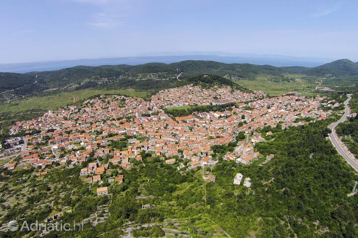 Blato na otoku Korčula (Južna Dalmacija)