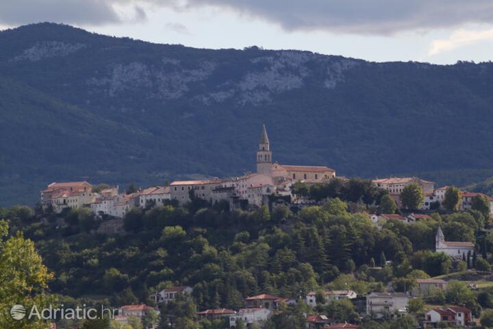 Buzet in riviera Središnja Istra (Istra)