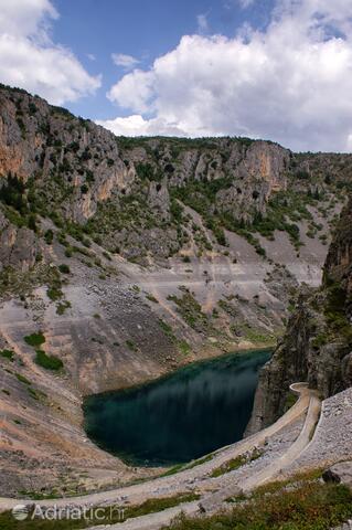 Imotski in riviera Zagora (Srednja Dalmacija)