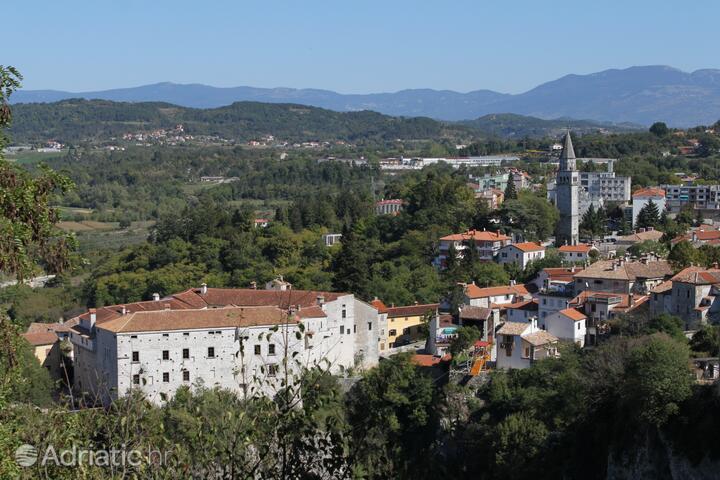 Pazin in riviera Središnja Istra (Istra)