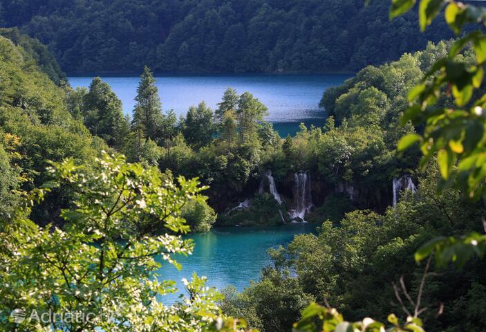 Čujića Krčevina in riviera Plitvice (Lika i Gorski kotar)
