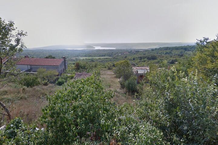 Viškovići na riwierze Raša (Istra)