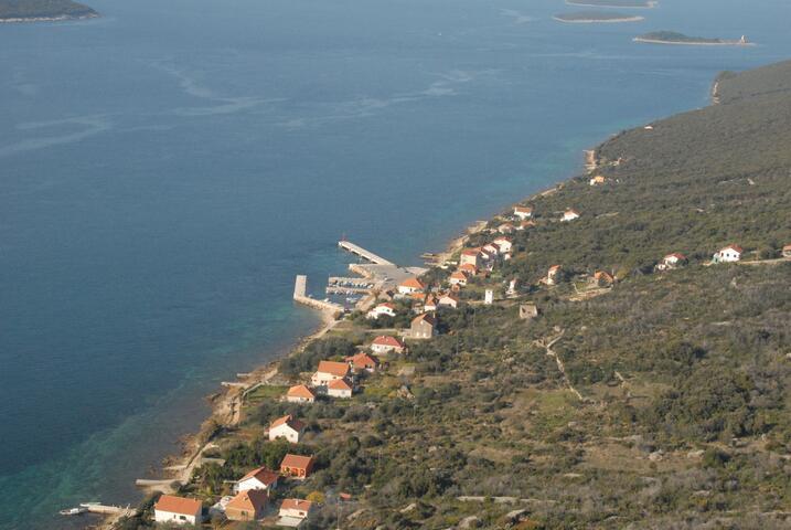 Rivanj on the island Ugljan (Sjeverna Dalmacija)