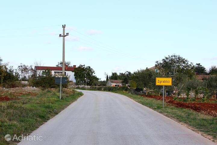 Zgrablići in riviera Središnja Istra (Istra)