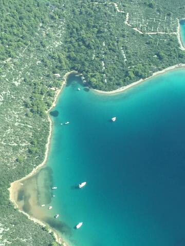 Maževica auf der Insel  Ugljan (Sjeverna Dalmacija)