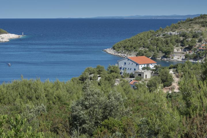 Pribinja on the island Hvar (Srednja Dalmacija)
