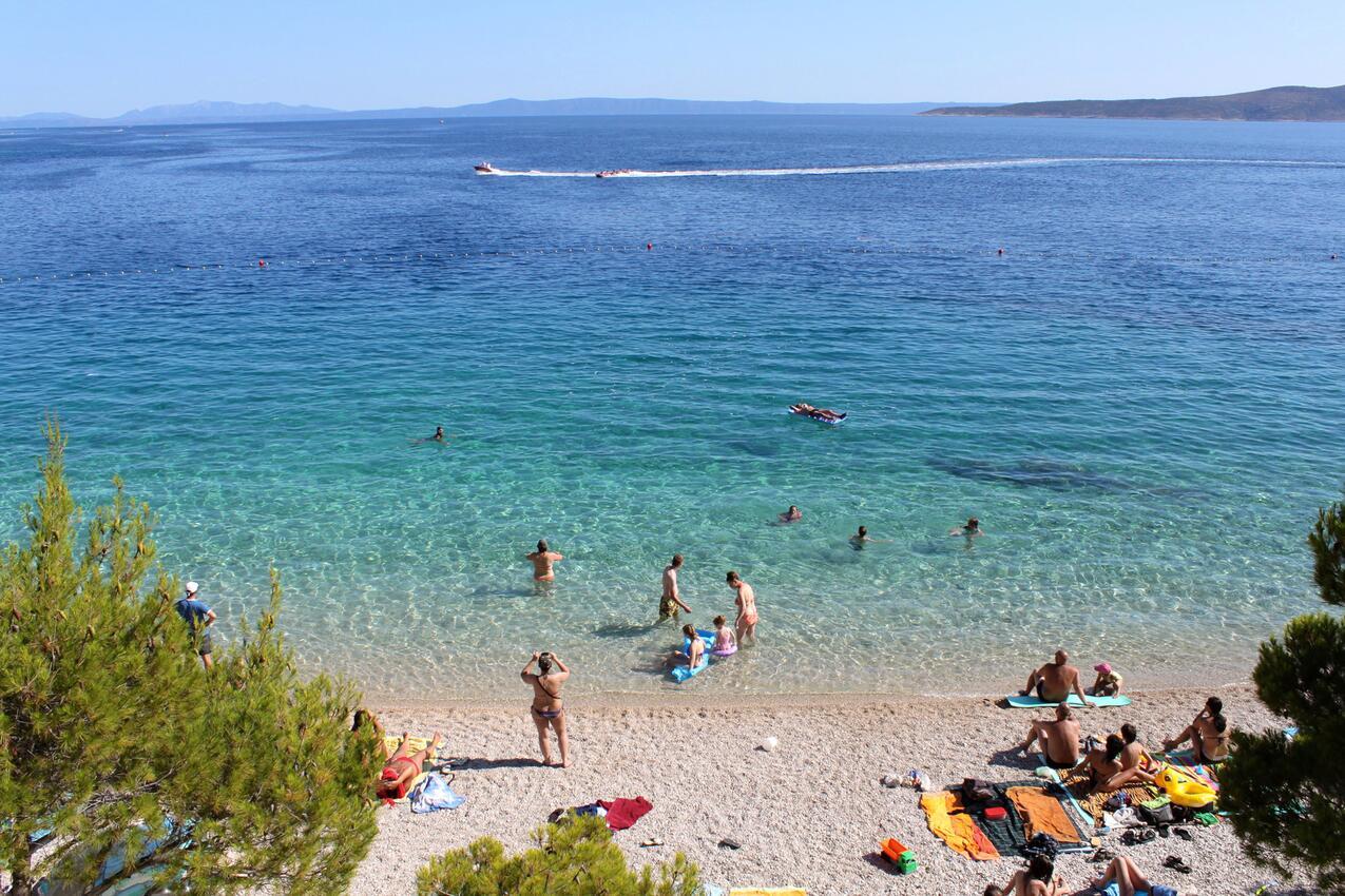 Ferienwohnung im Ort Baaka Voda (Makarska), Kapazität 4+0 (2141628), Baška Voda, , Dalmatien, Kroatien, Bild 9